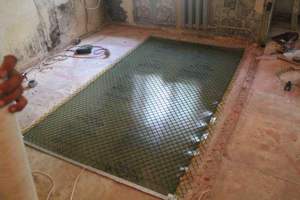 Полотно Ориентал Дрим. Тёплый пол. Отопление дома в Саратове фото 6