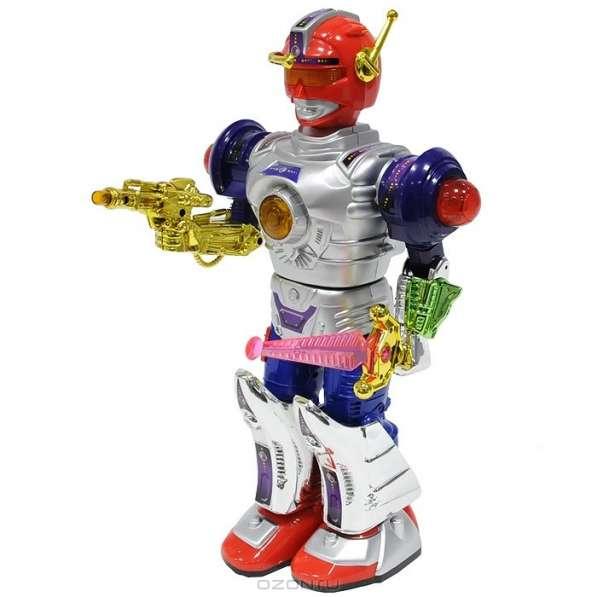 Электронный робот Солдаты будущего 44 см