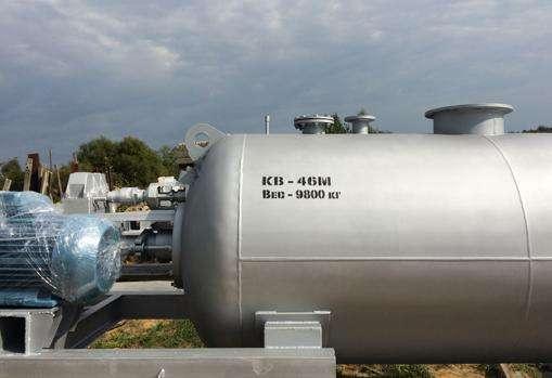 Вакуумный котел КВ-4. 6М, КВМ-4. 6, Ж4-ФПА Севмаш