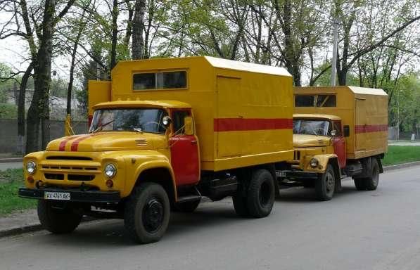 ЗИЛ-130 на утилизацию