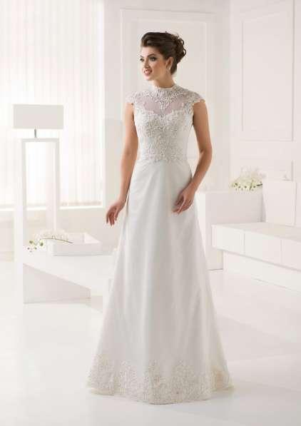 Новые свадебные платья из салона в Нижнем Новгороде фото 11