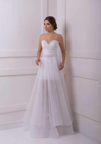Новые свадебные платья из салона в Нижнем Новгороде фото 15