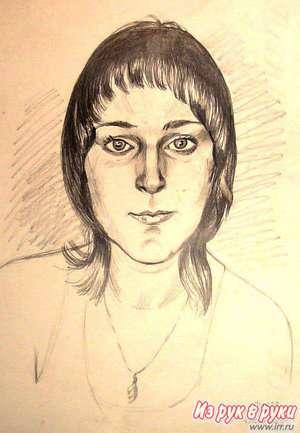 нарисую портрет на основе хорошей фотографии в Самаре фото 5