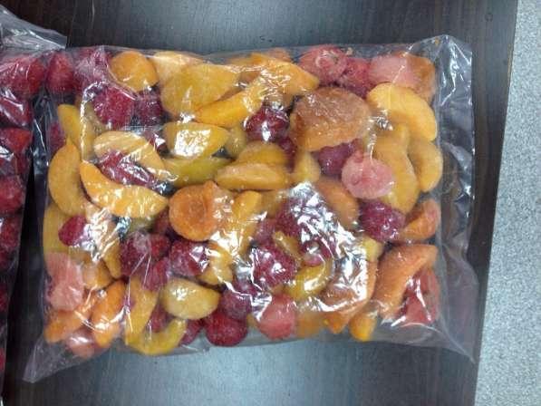 Ягоды,фрукты быстрозамороженные