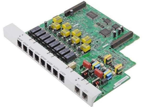 Panasonic KX-TE82480X плата расширения к мини атс KX-TEM,TES