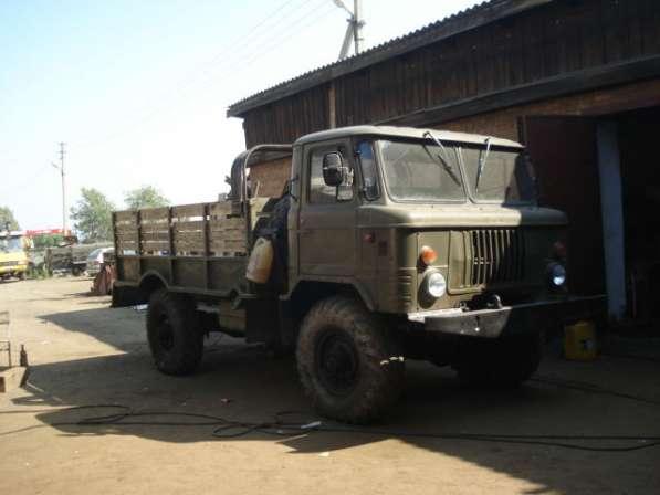 ГАЗ 66 Бортовой