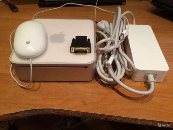 Apple Mac Mini Core 2 Duo 1.83/4Gb/320Gb/MacOS/Win