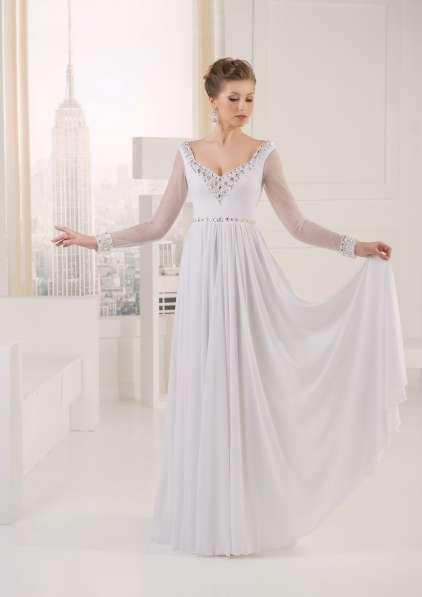 Новые свадебные платья из салона в Нижнем Новгороде фото 4