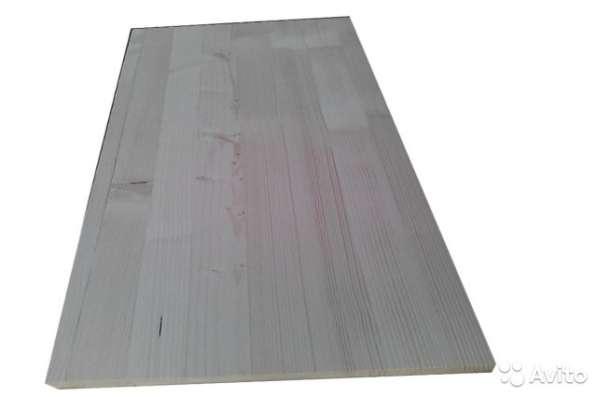 Мебельный щит из ели 40*300*900