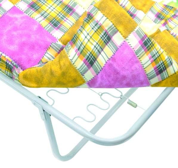 Кровать раскладная (раскладушка) Мастер М600, М1000