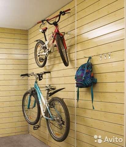Пазпанели-облицовка для стен и система хранения в Новосибирске фото 3