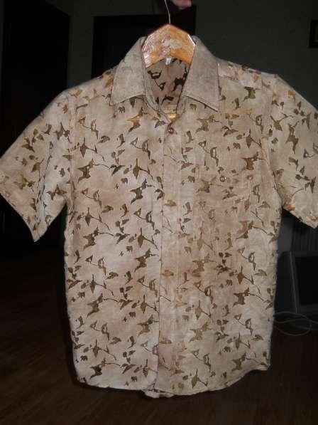 Рубашка для сцены на мальчика 10 - 12 лет