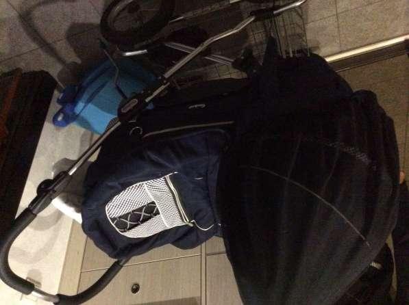 Продам коляску Emmaljunga Mondial duo combi