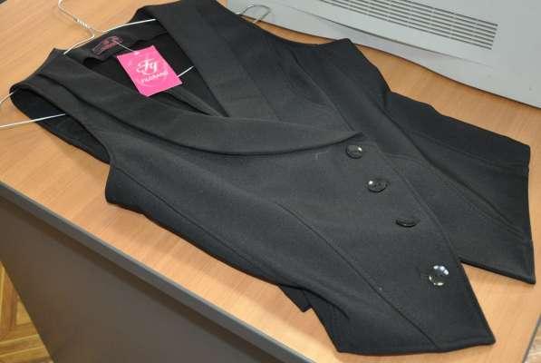 костюмный жилет