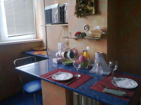 Посуточно Евро квартра в Зеленой роще ФОТО РЕАЛЬНЫЕ 100% в Уфе фото 3