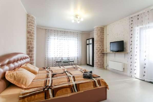 1-комнатные апартаменты