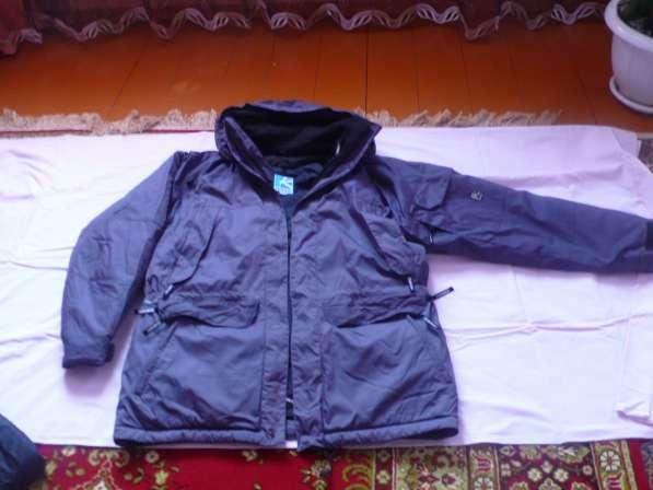 куртка мужская (для рыбака), комбинезон, сапоги