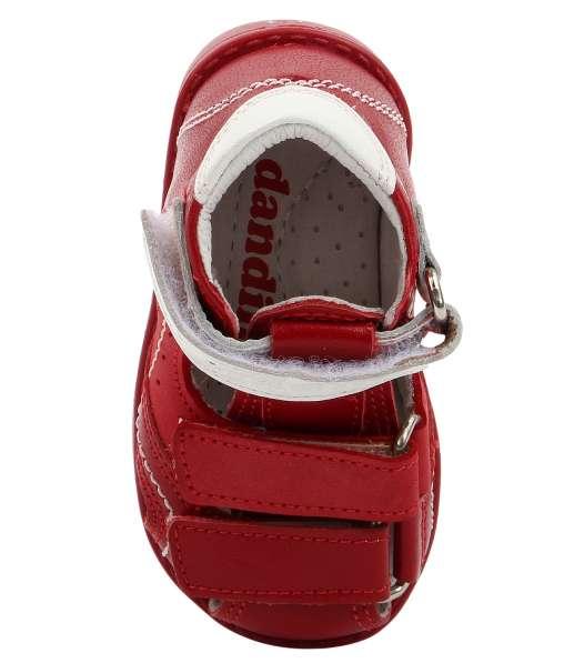 Закрытые сандалики Dandino