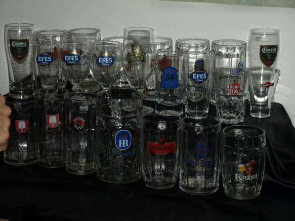 пивные бокалы в коллекцию