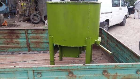 Миксер для смешивания резиновой крошки БАРК-60-1