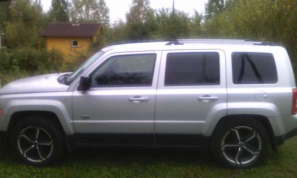 Jeep, Liberty (Patriot), продажа в Санкт-Петербурге в Санкт-Петербурге фото 5