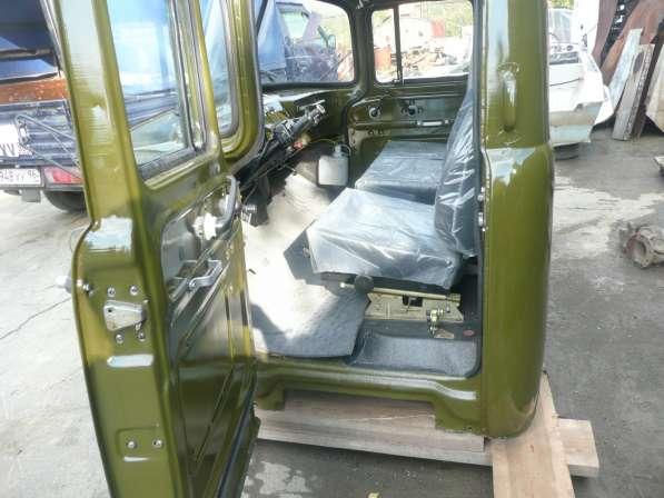 кабины ЗИЛ-130, 131 89221491032 в Екатеринбурге фото 3