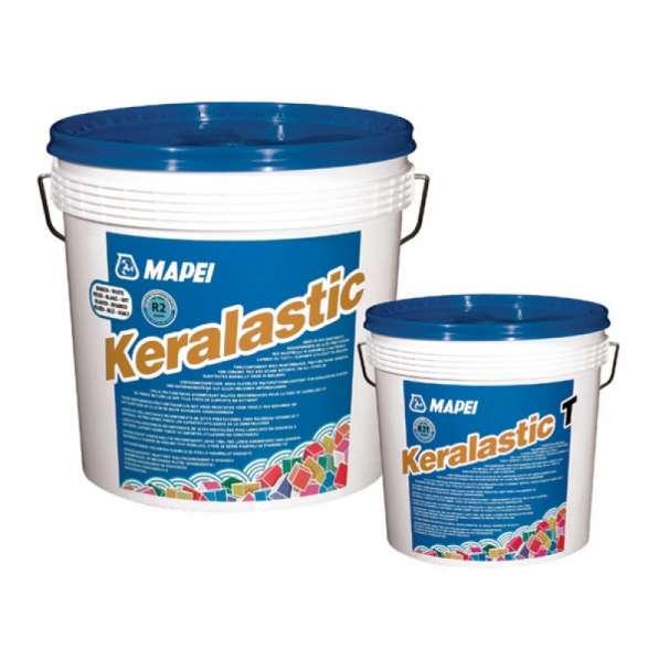 Плиточный полиуретановый клей Keralastic Mapei