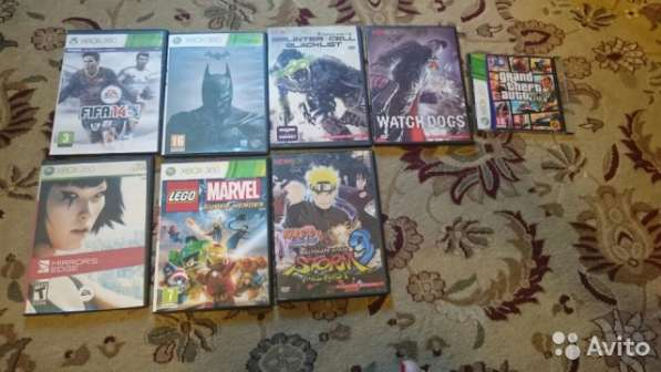 Диски для Xbox