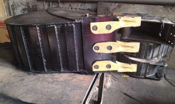 Ковш JCB 2CX для экскаватора-погрузчика