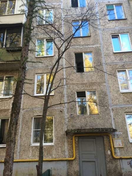 Продам 1-ю квартиру в г. Пушкино, микрорайон Дзержинец, дом
