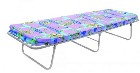 Кровать раскладная (раскладушка) Авангард М600, М1000
