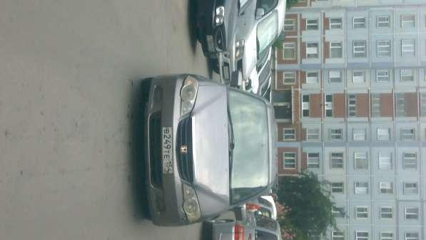 Продам Хонда-Одиссей 4WD 2002 Год + на ГАЗУ