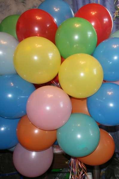 Гелиевые шары. Воздушные шары