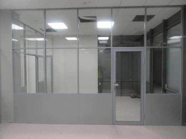 Офисные перегородки-Торговые павильоны