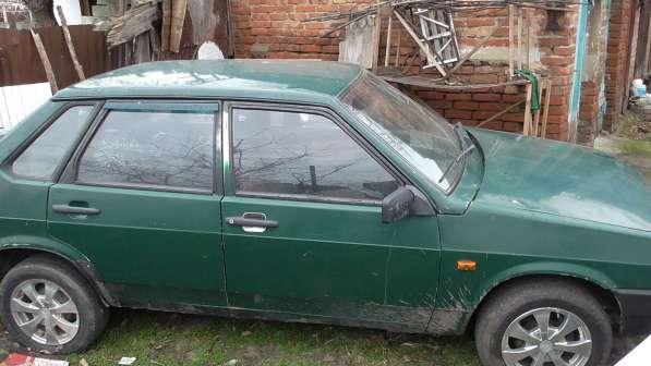 Продаю ВАЗ 21099 авто