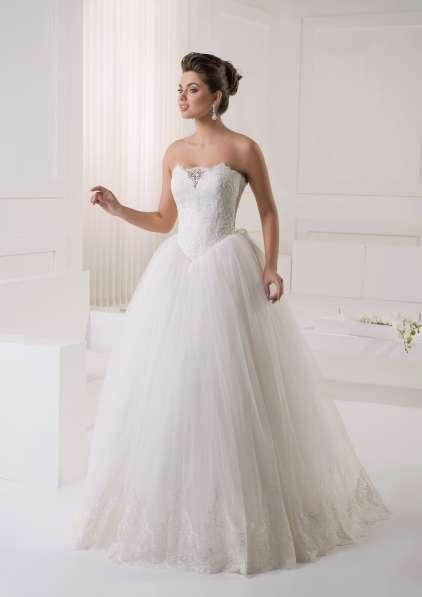 Новые свадебные платья из салона в Нижнем Новгороде фото 16