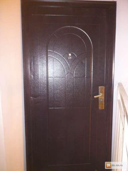 Дверь металлическая в Подольске