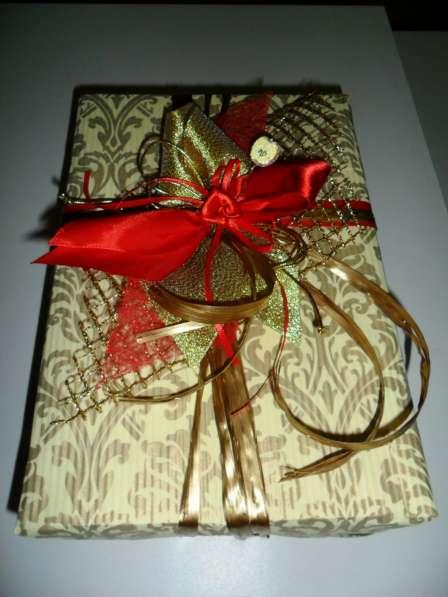 Творческое оформление подарков, изделия ручной работы, декор