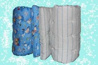 ТК Омега - Детское постельное бельё из бязи, матрацы, одеяла, подушки, для детских садов, лагерей, санаториев оптом от производителя.
