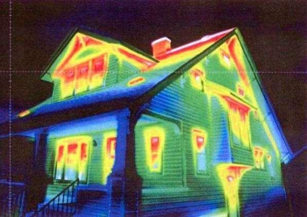 Тепловизионная диагностика состояния жилья