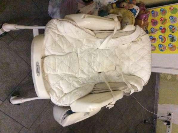 Продам японскую электронную люльку- стульчик