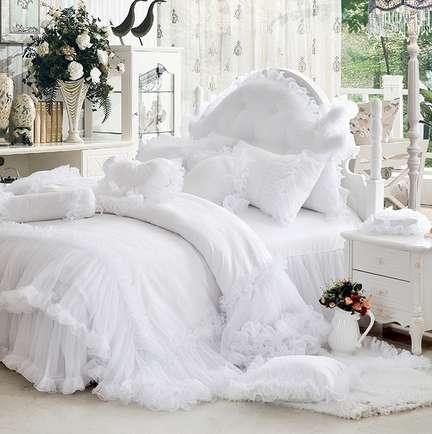 Свадебное покрывало