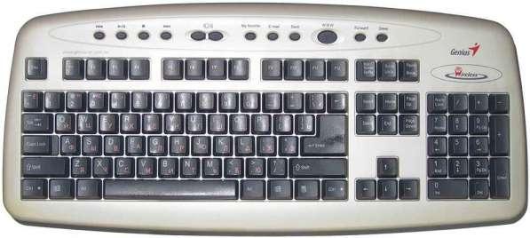 Безпроводная клавиатура Genius
