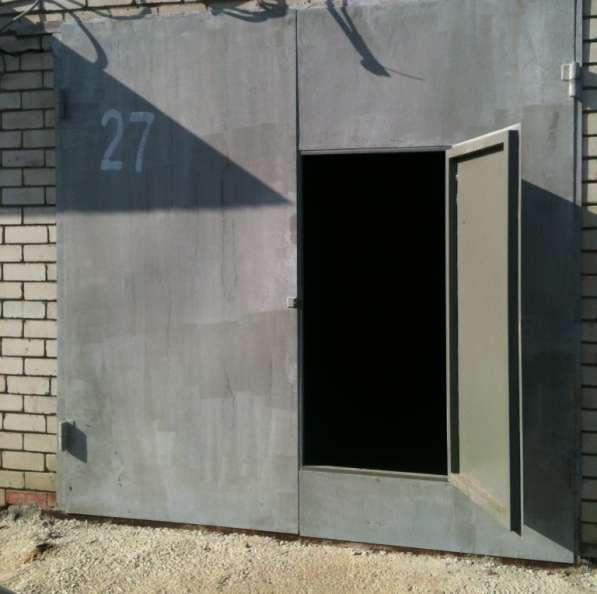 продам гараж ГКА Береза ряд 7 №27