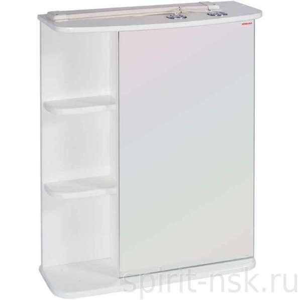 Навесной Шкаф-зеркало Магнолия 60