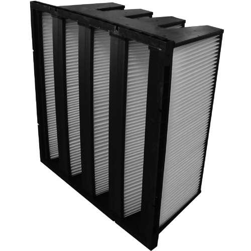 Компактный фильтр типа EFiCELL