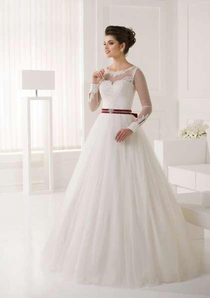 Новые свадебные платья из салона в Нижнем Новгороде фото 17