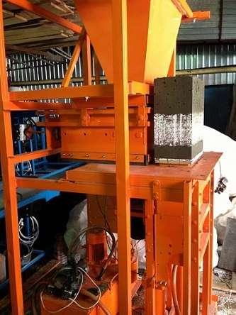 Оборудование и комплектующие для производства теплоблоков