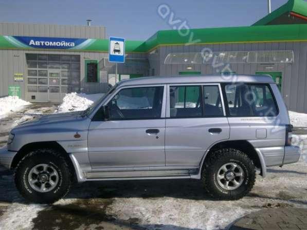 Мицубиси паджеро 2003г. дизель