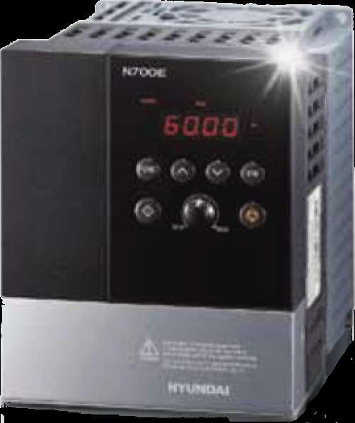 Преобразователь Частоты Hyundai N700E-004SF